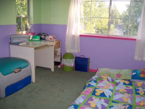 Megan's Tink Room