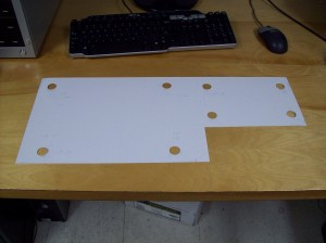 First CoCo/MPI base plate template