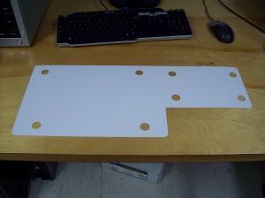 Last CoCo/MPI base plate template